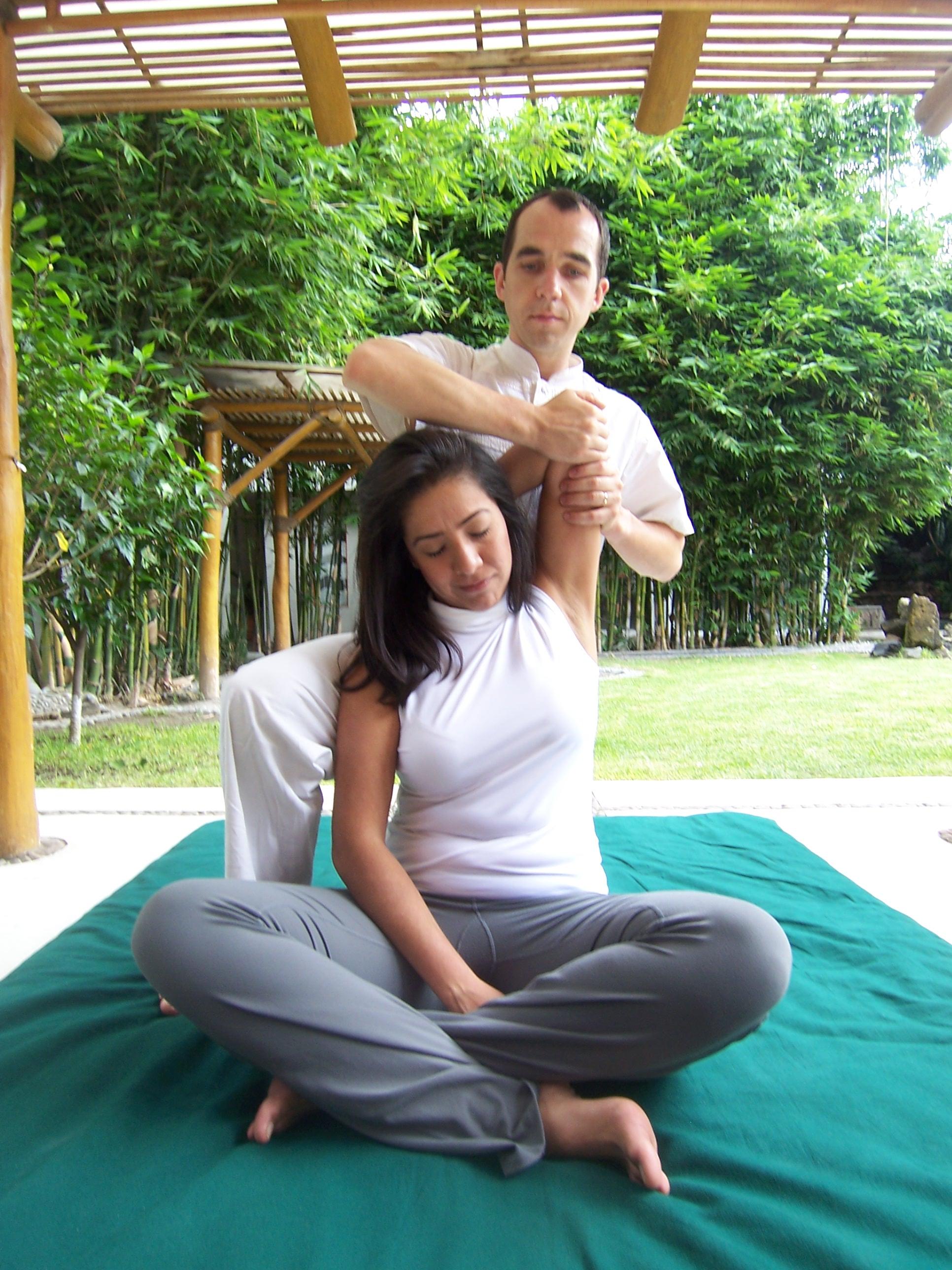 My Interest In Thai Yoga Massage